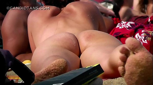 Beach, Nude beach, Busty big boobs