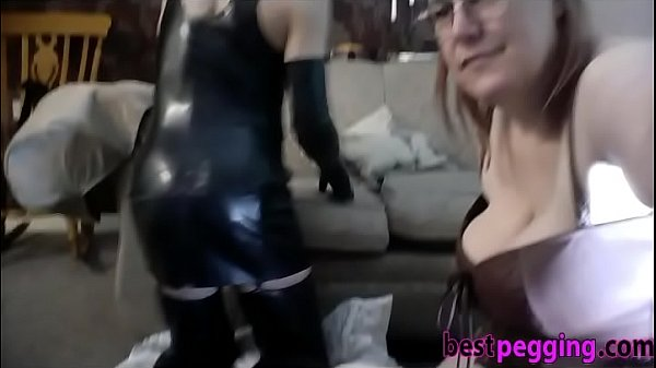 Crossdresser, Crossdressers, Crossdress, Latex bbw