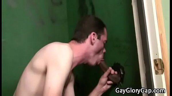 Handjob, Interracial gay