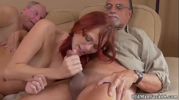 Cum inside, Old pussy, Old granny