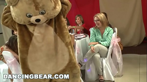 Bride, Dancing bear, Party dance, Bear dance