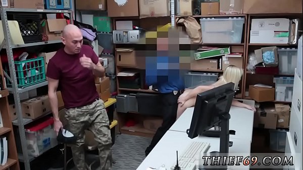 Police, Anal creampie, Babe anal, Police anal