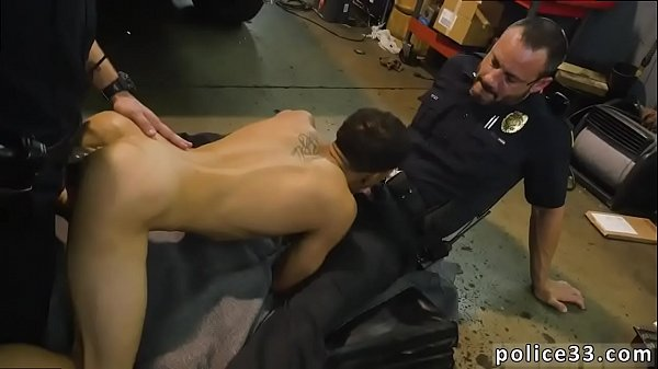 Asia, Gay asia, Asia sex, The first time, Police sex
