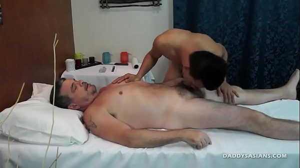 Fuck, Bareback, Mike, Asian daddies