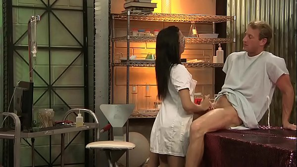 Asian blowjob, Asian nurse