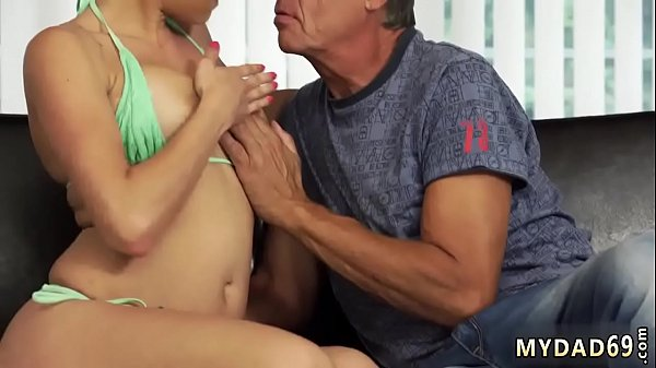 Father, Mom sex, Pool, Old mom, Sex with mom, Mom tits