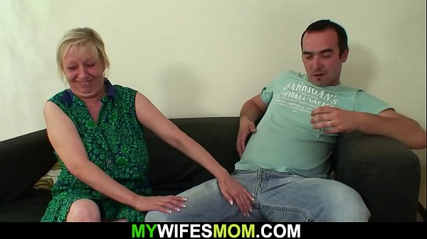 In law, Mother in law, Riding cock