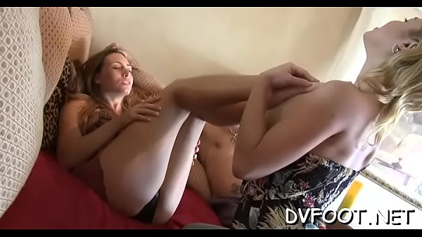 Massage, Feet show, Sexy girl