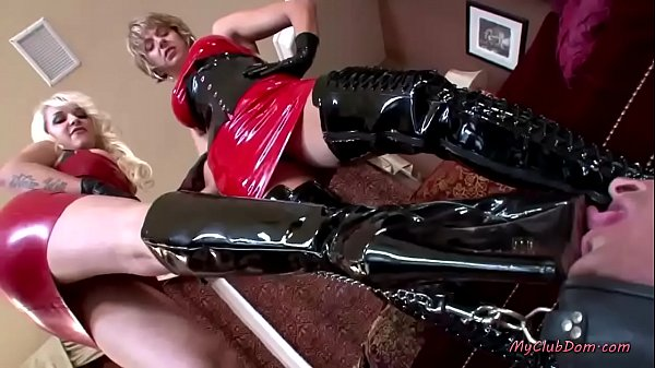 Latex, Feet worship, Feet mistress, Mistress feet