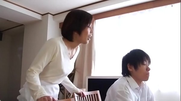 Japanese mom, Asian mom, Japanese son, Asian young, Young mom, Mom hot