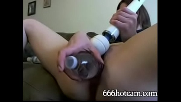 Bottle, Webcam squirt, Dildo squirt, Squirt dildo