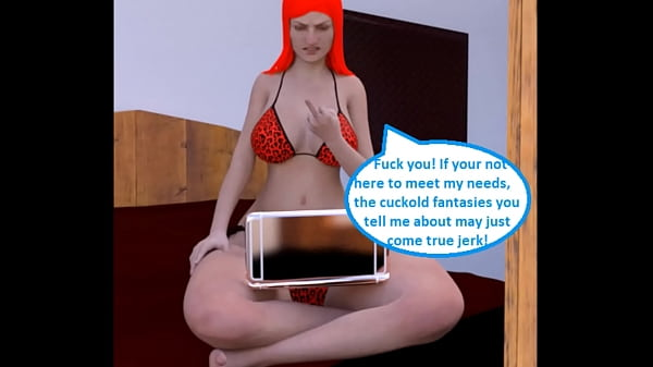 Comic, Housewife, Video call